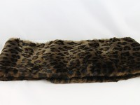  Animal Print Stole